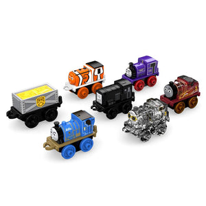 Thomas & Friends Minis 7pk - Pack Number 4