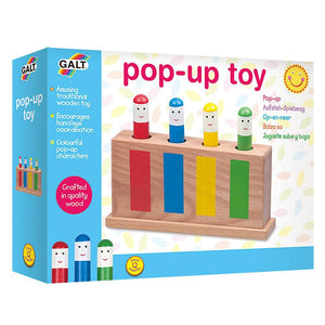 Galt Classic Pop Up Toy