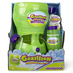 Gazillion Bubbles Monsoon Bubble Machine