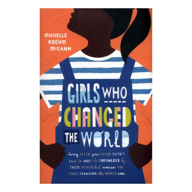 Booktopia Girls Who Changed the World - Buy Online