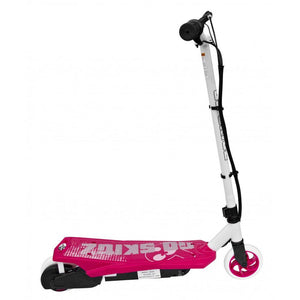 Go Skitz 1.0 Electric Scooter White Pink