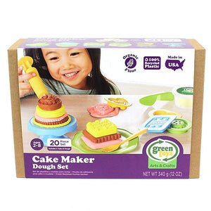 Green Toys - Cake Maker Dough Set