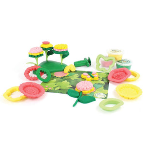 Green Toys - Flower Maker Dough Set