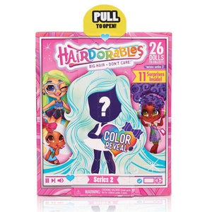 Hairdorables Dolls - Series 2