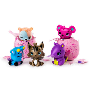 Hatchimals Colleggtibles Series 2 - 4 Pack + Bonus