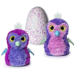 Hatchimals Glittering Garden Hatching Egg - Shimmering Pengualas
