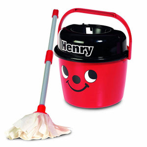 Henry Mop and Bucket Toy Set