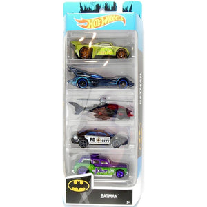 Hot Wheels 5-pack Batman
