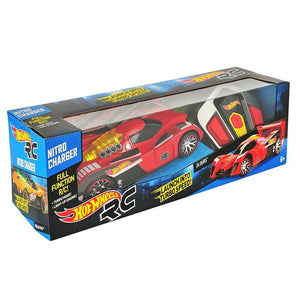 Hot Wheels RC Nitro Charger - 24 Ours