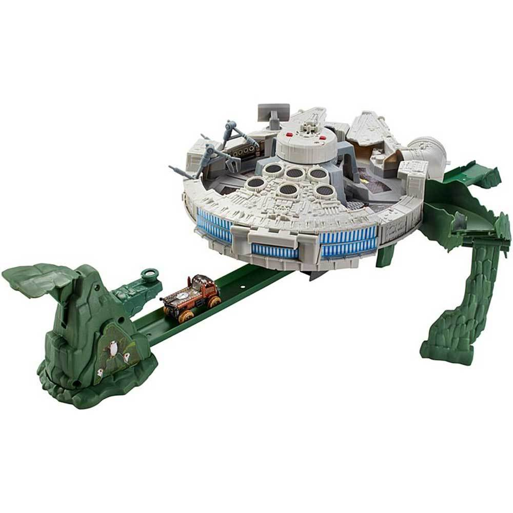 buy hot wheels star wars millennium falcon online at toy universe. Black Bedroom Furniture Sets. Home Design Ideas