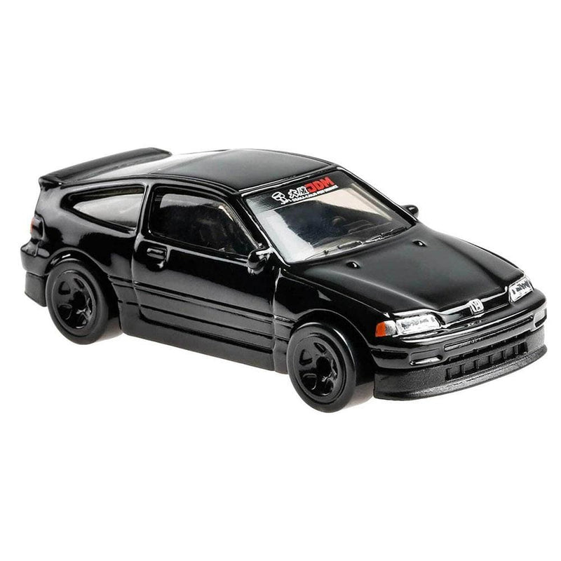 Hot Wheels Hot Wheels Street Racers 88 Honda CR-X - Buy Online