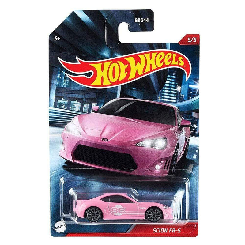 Hot Wheels Hot Wheels Street Racers Scion FR-S - Buy Online