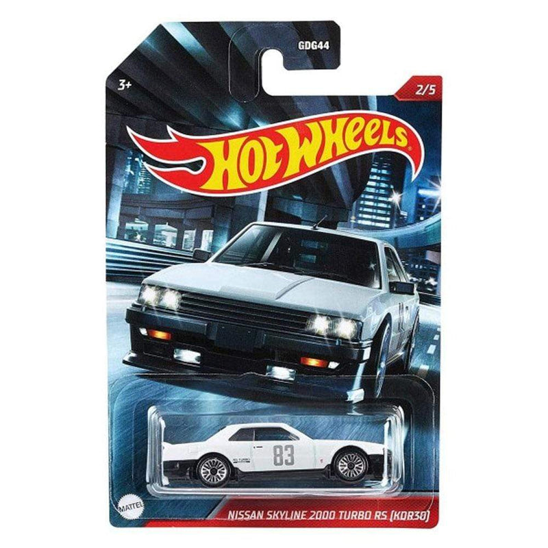 Hot Wheels Hot Wheels Street Racers Series x2 Nissan Skyline 2000 Turbo RS - Buy Online