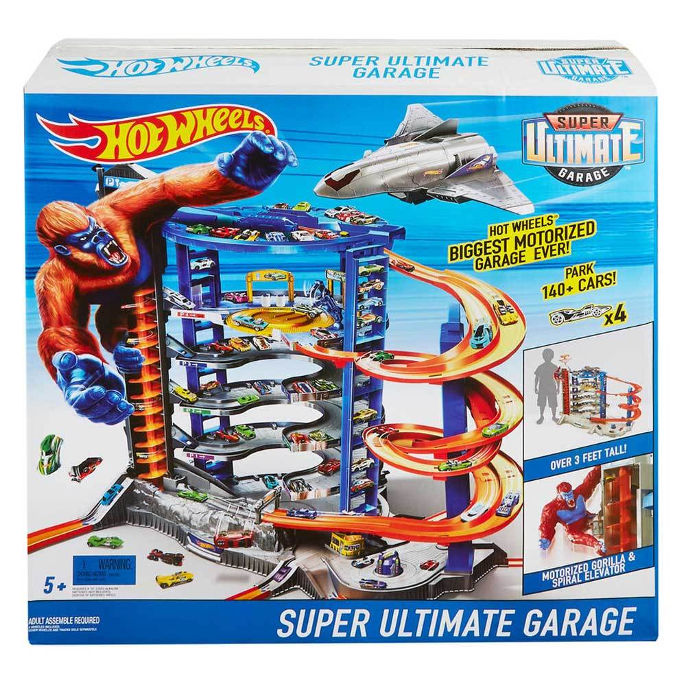 Buy Hot Wheels Super Ultimate Garage Playset Online At Toy