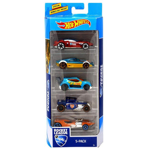 Hot Wheels 5-pack Rocket League
