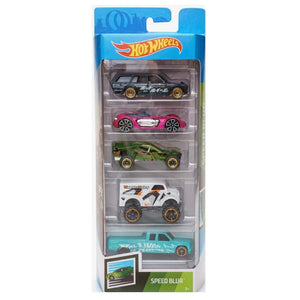 Hot Wheels 5-pack Speed Blur