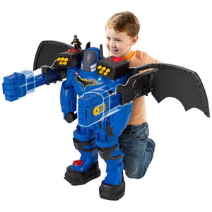 Imaginext DC Super Friends Batbot Extreme