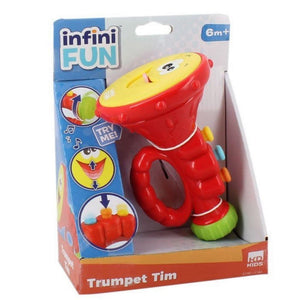 Infinifun First Tooth Trumpet Tim