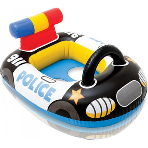 Intex Kiddie Float Lil Police Cruiser
