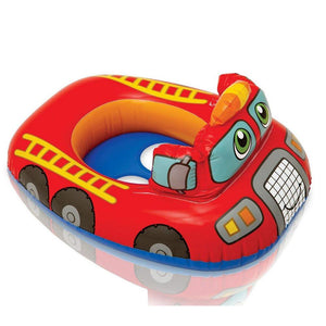 Intex Kiddie Float Lil Fire Engine