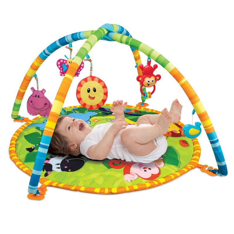 Buy Jungle Pals Baby Playmat online at Toy Universe