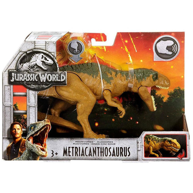 Roarivores Triceratops Toys & Hobbies Action Figures Jurassic World
