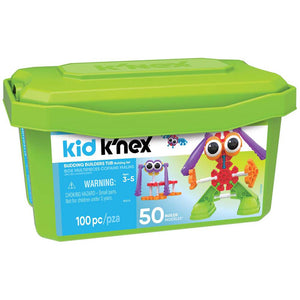 K'Nex - Kid K'NEX Budding Builders Tub