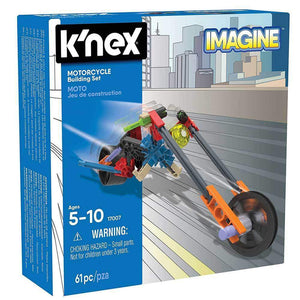 K'Nex Motorcycle Building Set