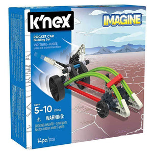 K'Nex Rocket Car Building Set