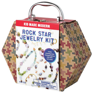 Kid Made Modern Rock Star Jewelry Kit