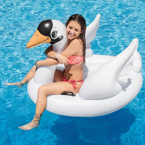 Kids Large Inflatable Swan Pool Toy