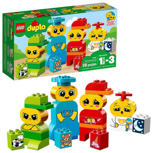 LEGO Duplo My First Emotions - 10861