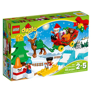 LEGO Duplo Santa's Winter Holiday - 10837