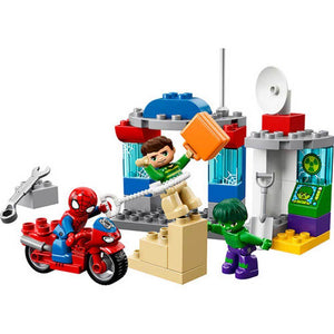 LEGO Duplo Spiderman and Hulk Adventures 10876