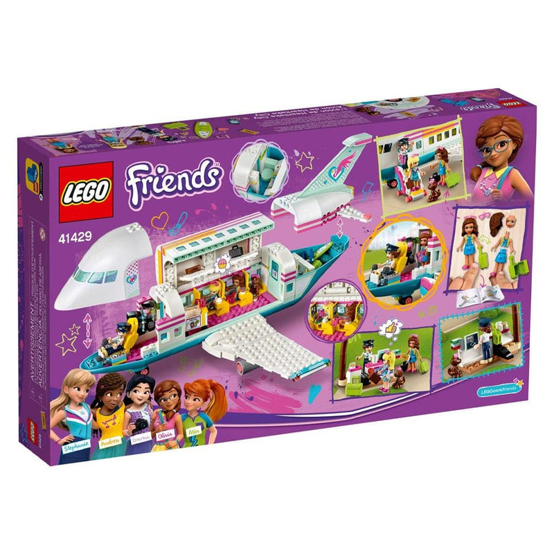 LEGO Friends Heartlake City Airplane 41429 Shop Online at ...