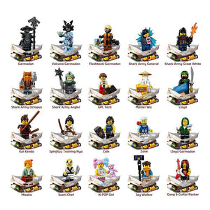 LEGO Ninjago Movie Collectible Minifigures - 71019