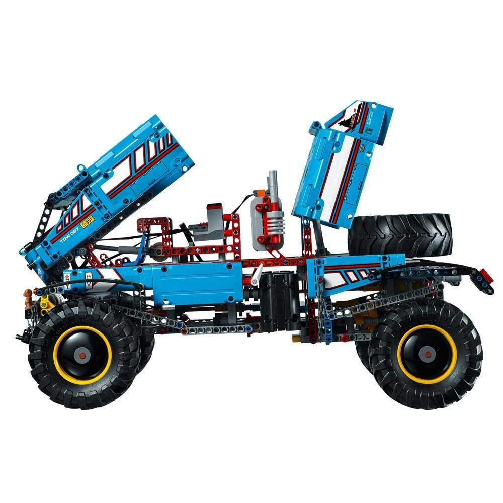 buy lego technic 6x6 all terrain tow truck online at toy universe. Black Bedroom Furniture Sets. Home Design Ideas