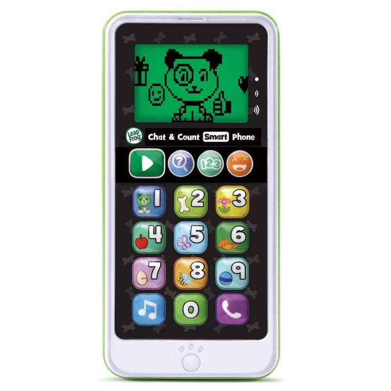 LeapFrog LeapFrog Chat and Count Phone Scout - Green - Buy Online