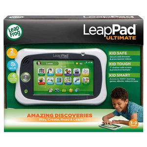 LeapFrog LeapPad Ultimate Tablet in Green