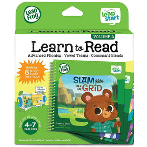 LeapFrog LeapStart Learn to Read - Volume 2