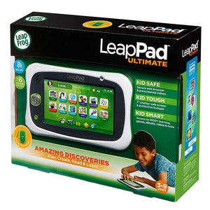 LeapPad Ultimate Tablet and Carry Case Bundle Green