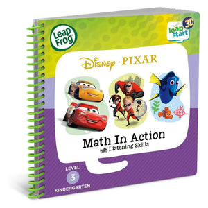 LeapStart Pixar Pals 3D Activity Book