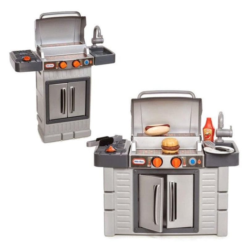 Little Tikes Little Tikes Cook N Grow BBQ Grill - Buy Online