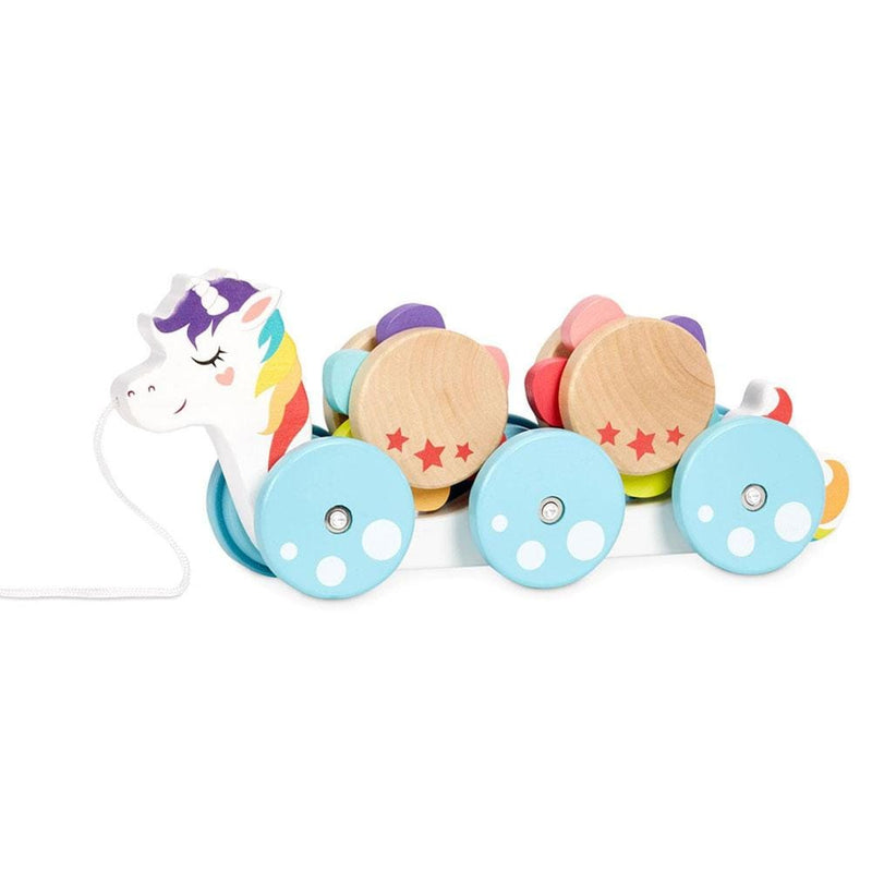 Little Tikes Little Tikes Wooden Critters Unicorn Pull Toy - Buy Online
