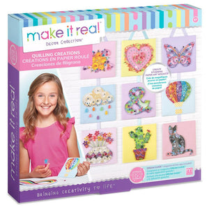 Make It Real Quilling Creations Kit