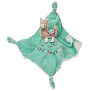 Taggies Mary Meyer Lily Llama Character Blanket