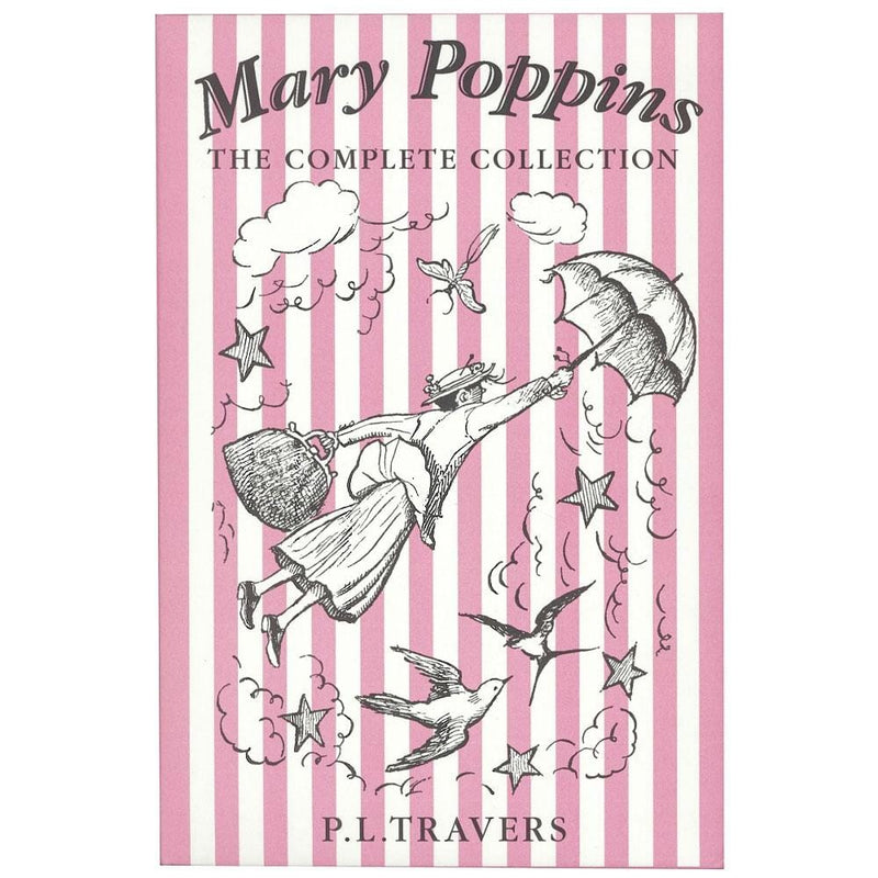Books Mary Poppins The Complete Collection Boxset - Buy Online