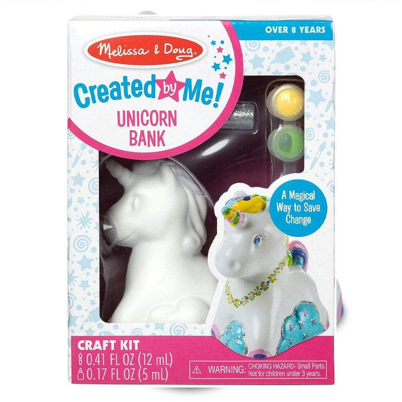 Melissa and Doug Melissa and Doug Created By Me Unicorn Bank - Buy Online