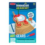 Melissa and Doug Melissa and Doug Innovation Academy Art Gears - Buy Online