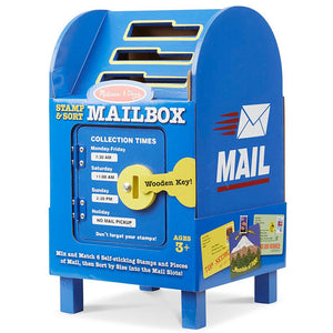 Melissa and Doug Stamp And Sort Mailbox